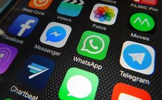 The latest WhatsApp update targets end-to-end encryption and will now protect every message, photo, call, video, file and voicemail of users. Telegram App, Service Secret, Smartphone Hacks, Smartphone Features, Facebook Messenger, Health Department, Computer Repair, Socialism, Social Networks