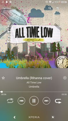 Day 16: a song that you used to love but now hate *I'm deleting now lol*