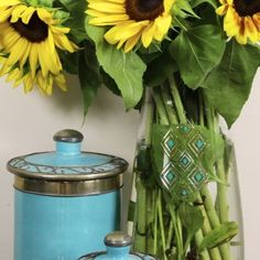 tattooed vase, crafts, how to
