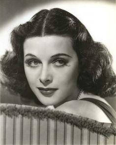 #Hedy Lamar
