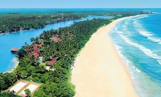 Sri Lanka is nuzzled off the Indian coast in the Bengal Sea and is famous for its lush fauna and flora and astonishing beaches. Sri Lanka Holidays, Barbados Travel, Seaside Beach, Travel Information, European Travel, Serenity, Travel Destinations, Tourism, Places To Visit