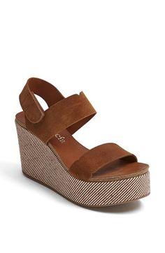 Pedro Garcia 'Dalma' Wedge Sandal available at #Nordstrom