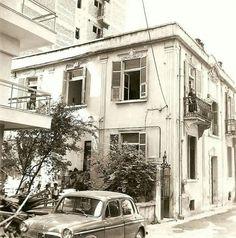 Μαυροκορδάτου 16 κατεδαφίστηκε 1972