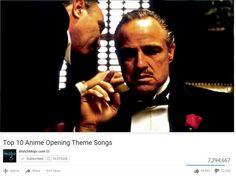 """Top 10 Anime Opening Theme Songs"" Parody"
