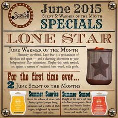 Coming June 1st www.lynnebiniker.scentsy.us