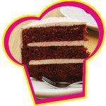 Red Velvet Cake met Frambozen Mascarpone Crème