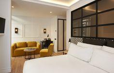 Hotel The Serras Barcelona ***** | Lujoso Hotel de Diseño en Barcelona | Galería: habitaciones
