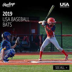 Looking for a new USA bat? Rawlings Sporting Goods has a bat designed for each player in the lineup! Baseball Bats, Softball Bats, Rawlings Baseball, Usa News, Revolutionaries, Lineup, Sports, Hs Sports, Baseball Batter