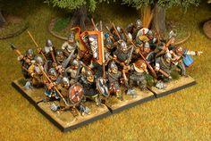 Tom Weiss - Crusaderminiatures Vikings