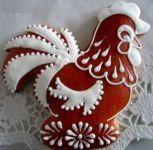 Dekorativní perníčky | Velikonoční perníčky Crazy Cookies, Gingerbread, Easter, Christmas Ornaments, Holiday Decor, Biscotti, Wafer Cookies, Cake, Decorated Cookies