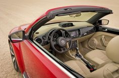 The 2016 Volkswagen Beetle is the featured model. The 2016 Volkswagen Beetle Convertible Interior image is added in the car pictures category by the author on Jun Volkswagen Beetle Cabriolet, Beetle Car, Vw Coccinelle Cabriolet, Volkswagen Interior, Vw Beetle Convertible, Automobile, Car Interior Decor, Car Buyer, Jeep Wrangler Unlimited