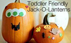 No-Carve Pumpkin Decorating Ideas for Kids I Halloween Crafts for Kids - ParentMap