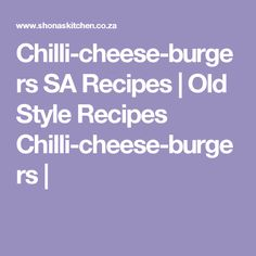Favourite South African Recipes :: Macaroni-and-cheese South African Recipes, Soul Food, Macaroni And Cheese, Thanksgiving, Lunch, Dinner, Burgers, Christmas, Style