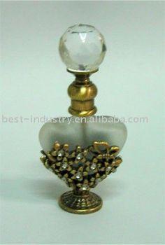 1000 images about perfumes antiguos on pinterest - Botellas para perfumes ...