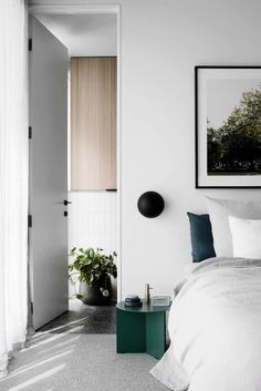 Bedroom | Bell Street Residence by Techne Architecture | est living