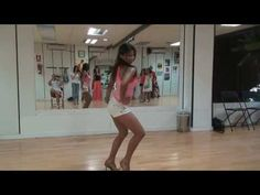 BACHATA ESTILO FEMENINO ... LADY STYLE - YouTube