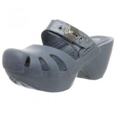 You will feel like dancing in these trendy Original Dr. Scholl's casual clogs! The Dr. Scholl's Dance Metallic combines funky 70s styling with cutting edge comfort. Set in a soft, flexible and lightweight polyurethane upper, this casual Dr. Scholl's slip on clog style features a rounded toe, vented front and matching color textured faux leather instep strap with a shiny logo buckle. #womens #fashion #shoes #clogs #footwear #drscholls $29.55 - $31.93