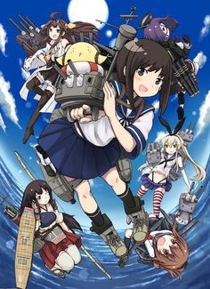 Kantai Collection : KanColle 06 VOSTFR http://www.animes-mangas-ddl.com/2015/01/kantai-collection-kancolle-vostfr.html