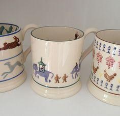 Emma Bridgewater Working Elephants 0.5 Pint Mug