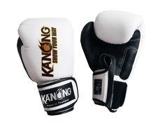 03e7a43e5 Gant de Boxe KANONG   Blanc. Laboxethai · Muay Thai ...