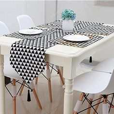 Eforgift Polyester Outdoor Tablecloth for Round Umbrella Table with Zipper for sale online Outdoor Tablecloth, Dining Chairs, Dining Room, Kitchen Tools, Table Runners, Diy Home Decor, Table Settings, Sweet Home, Furniture