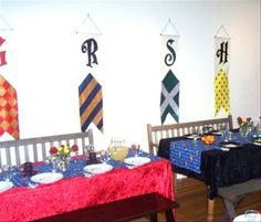 harry potter birthday party ideas | Harry Potter Kids Party Ideas: Decorations | All About Kids Parties