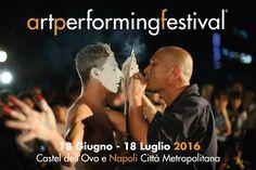 Martedì 14 giugno alle ore 11.00 presso il Salone del Polo dello Shipping in via Depretis 51 a Napoli, sarà presentato alla stampa artperformingfestival, il primo festival di arti performative in I…