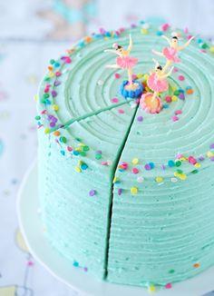 Sweetapolita – Birthday Medley Layer Cake