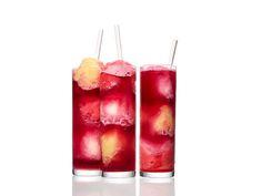How to make Sangria Floats #Sangria #Cocktails