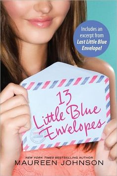 13 Little Blue Envelopes.  Sometimes it's fun to read a crazy, fun travel adventure.  The sequel is excellent as well.
