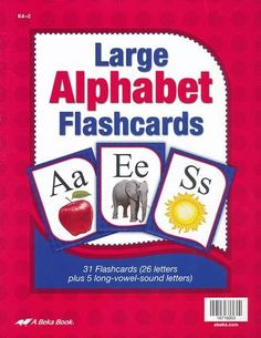 Abc Sounds, Vowel Sounds, Letter Sounds, Phonics Chart, Phonics Flashcards, Accelerated Christian Education, Addition Flashcards, Abeka Homeschool, Learn The Bible
