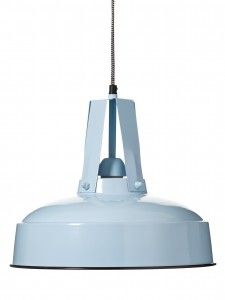 LAMPA WISZĄCA FLUX BLUE ALURO