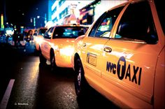 Cabs cabs cabs.