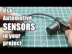 Use Automotive Sensors in your next Project - YouTube