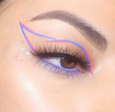Shared by ALWAYS IN MY HEART. Find images and videos about beauty, makeup and eyeliner on We Heart It - the app to get lost in what you love. Day Eye Makeup, Makeup Eye Looks, Cute Makeup, Pretty Makeup, Skin Makeup, Makeup Brush, Makeup Eyeshadow, Neutral Eyeshadow, Yellow Eyeshadow