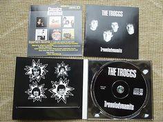 The TROGGS Trogglodynamite Repertoire CD 2003 auf CD die 2.LP von 1967