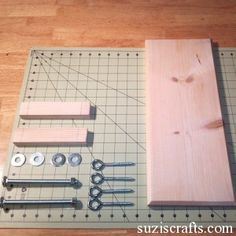 1. How to Make a Seed Bead Loom Suzi's Crafts  Supplies for DIY seed bead loom.  A wooden base 6-8 inches wide,  10-18 inches long.   2 six-inch pieces of 1×2   2 six-inch bolts and nuts.   4 large eye hooks.   4 steel washers.   Power drill with small wood bit.   Tape measure or ruler   2 clamps