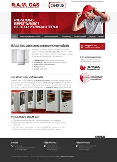 R.A.M. Gas Brescia. www.caldaiebrescia.net
