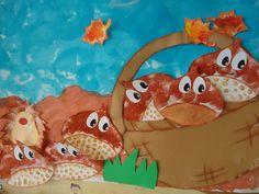 Happy Children, Food Crafts, Halloween, Crafts For Kids, Preschool, Autumn, Inspired, Disney Characters, Inspiration