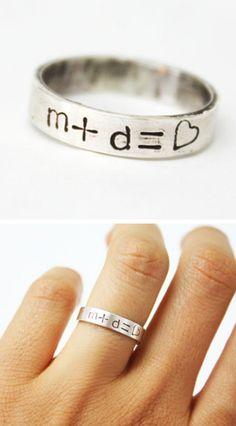 Me + You = <3