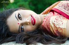Indian Bride hair makeup make-up