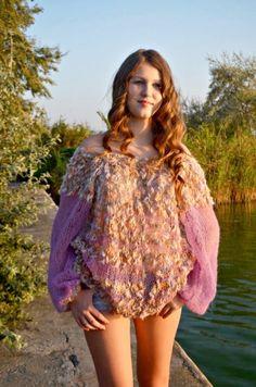 Pulover femei  Summer Morning (169 LEI la irinaindira.breslo.ro)