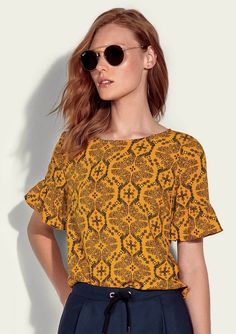 Work Fashion, Fashion Outfits, Womens Fashion, Best Casual Outfits, Business Casual Attire, Blouse Outfit, Blouse Styles, Blouses For Women, Clothes