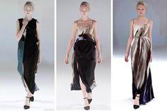 Hussein Chalayan Transforming Dresses