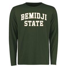 Bemidji State Beavers Everyday Long Sleeve T-Shirt - Green - $27.99