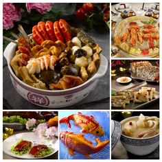 At Man Fu Yuan, Executive Chinese Chef Kwan Yiu Kan has created a sumptuous menu, take home delicacies and luxurious gift hampers for diners this year.