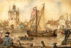 welcome by anton pieck
