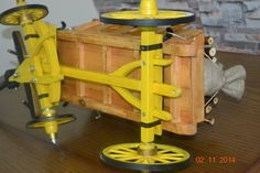 Horse Wagon, Horse Drawn Wagon, Wooden Cart, Wooden Wagon, Wooden Toy Cars, Covered Wagon, Chuck Wagon, Polymers, Rustic Wood