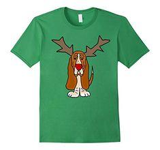 Men's Smiletodaytees Basset Hound Christmas T-shirt 2XL G... https://www.amazon.com/dp/B01JEWD1FU/ref=cm_sw_r_pi_dp_4kKNxb6BTMY46