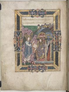 'All medieval manuscripts are unique, but the Benedictional of St Æthelwold is more unique than most.'
